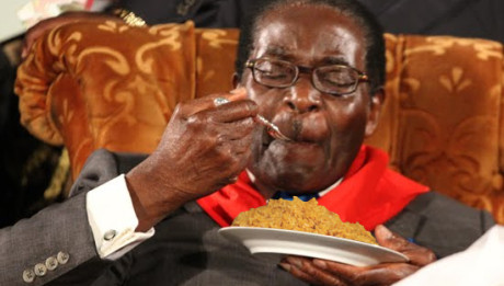 mugabe killing jollof rice